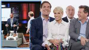 Mark Cuban and The Cast of Shark Tank Review Their Favorite Pitches [Video]