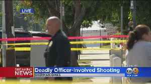 Man Shot And Killed By LAPD In Sherman Oaks [Video]