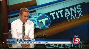 The Titans Bench Mariota p1 [Video]