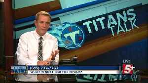 The Titans Bench Mariota p2 [Video]