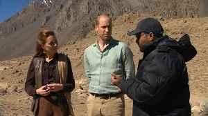 Prince William, Kate Middleton Visit Himalayans In Pakistan [Video]