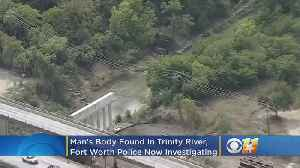 Body Found Face Down In Trinity River Behind Chrystal's Sex Shop [Video]