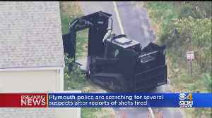 Plymouth Police Search For Suspects After Reports Of Shots Fired At Apartment [Video]