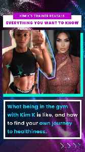 Kim Kardashian's Trainer [Video]