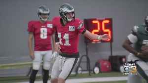 Eagles Gearing Up For Sunday's Big Game Against Cowboys [Video]