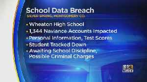 Student Improperly Downloaded College Prep Test Scores, Personal Information, Montgomery County Schools Say [Video]