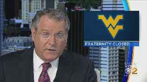WVU Fraternity Has Chapter Revoked [Video]