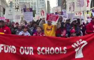 Chicago public schools to close ahead of looming strike [Video]