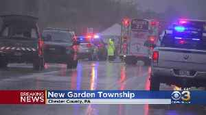 Police: 3 People Killed, 8 Others Injured When Van Overturns In Chester County [Video]