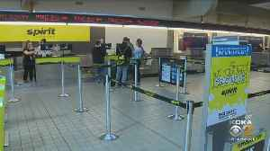 Spirit Airlines To Begin Nonstop Service From Pittsburgh To Cancun [Video]
