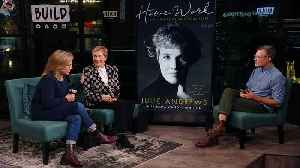 Julie Andrews Basked In The Unique Opportunity Of Writing A Memoir With Her Daughter [Video]