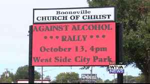 Booneville residents to vote on alcohol sales [Video]