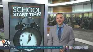 Idaho schools explore later start times [Video]