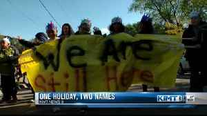 Indigenous People's Day or Columbus Day? [Video]