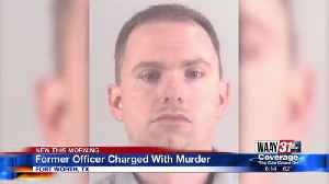 Ft. Worth Officer Charged With Murder [Video]