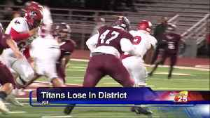 East Football's Winning Streak Ends [Video]