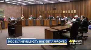 Mayor Winnecke on Evansville 2020 Budget [Video]