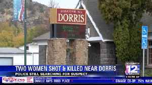 Town of Dorris reacts to nearby double murder [Video]