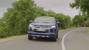 The new Mitsubishi ASX Driving Video [Video]