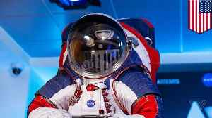 NASA unveils new spacesuit designs for next lunar mission [Video]