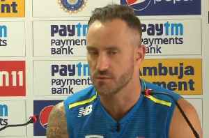 India is strong team, want to compete with them: Faf Du Plessis | OneIndia News [Video]
