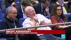 Brexit agreement: Watch EU Brexit negotiator Michel Barnier's address [Video]