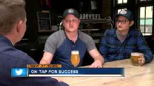Muskego brothers make it big with beer in just three years [Video]
