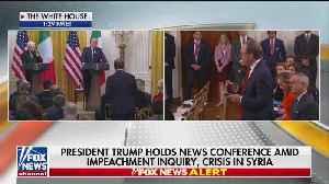Trump calls out ABC's Jonathan Karl [Video]