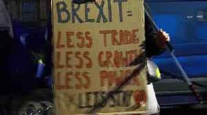 """La UE y el Reino Unido logran un acuerdo sobre el """"brexit"""" [Video]"""