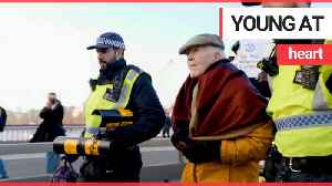 Grandfather arrested thirteen times in the name of climate change [Video]