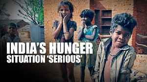 Global Hunger Index: India ranked lowest in South Asia, 8 spots behind Pak [Video]