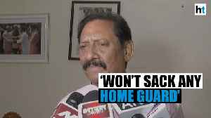 News video: 'No final decision yet on sacking of 25,000 home guards': Chetan Chauhan