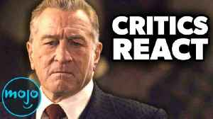 Top 10 Critic Reactions to Netflix's The Irishman [Video]