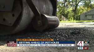 Kansas City hopes its pothole war is over as another winter looms [Video]