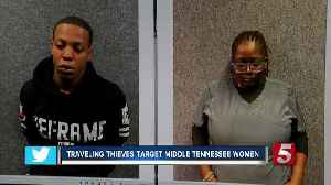 FBI: Traveling thieves target women in Middle Tennessee [Video]