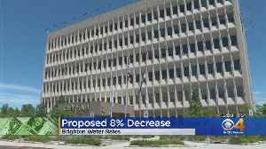 Brighton City Leaders Discuss Dropping Water Rates [Video]