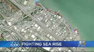 Burlingame Officials Hold Meeting On Threat Of Rising Sea Levels [Video]