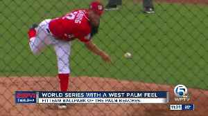 FITTEAM Ballpark of the Palm Beaches' Washington Nationals claim spot in 2019 World Series [Video]