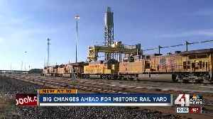 Neff Yard sits nearly empty after Union Pacific announcement [Video]