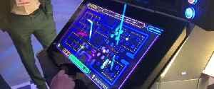 G2E: Classic arcade games at casinos [Video]