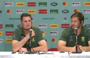 Erasmus names Springboks team aimed at nullifying 'much-improved' Japan threat