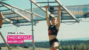 Break A Nail: This athlete makes OCR look like a walk in the park [Video]