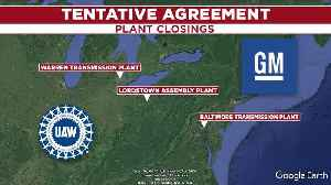 News video: Details revealed: What's in the tentative UAW GM contract?