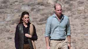 Prince William and Kate Middleton call for action on Climate Change [Video]