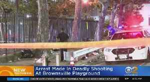 Suspect Arrested In Brooklyn Playground Shooting [Video]