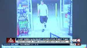 Jury sees Walmart video for the first time in Rodgers murder trial [Video]