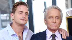 Michael Douglas feared he would lose son to drug addiction [Video]