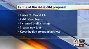 News video: UAW, GM reach tentative agreement on new contract after weeks of striking