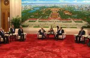China, U.S. edge towards trade deal [Video]
