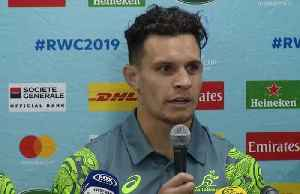 Toomua trolls former Leicester team-mates ahead of Australia v England [Video]
